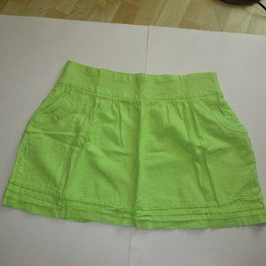 Maurices Elastic Waist Skirt with Pockets